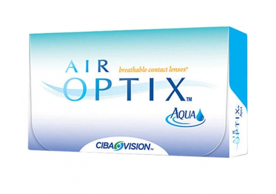 Air Optix Aqva 6